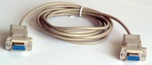 Cable RS232 à utiliser avec DreamUP
