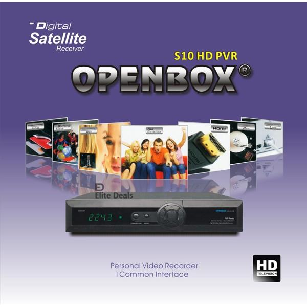 CCcam sur Openbox S10